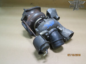 03 06 Porsche Cayenne Turbo 4 5l Turbocharger 94812301556 Oem