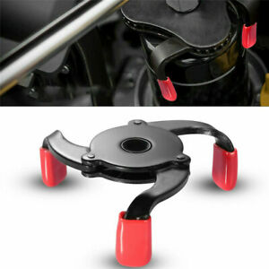 Portable 2 Way Oil Filter Wrench Auto Adjustable Universal 3 Jaw Remover Socket