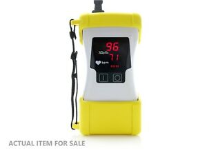 Smiths Medical Bci 3301 Hand held Pulse Oximeter With Silicone Boot Spo2 Hr 33