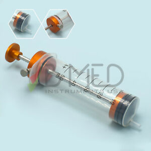 Or Grade Liposuction Aspirator 50ml Fat Transfer Harvesting Injection Syringe