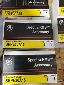 Ge Spectra Srpe30a15 15amp Circuit Breaker Rating Plug Brand New In Box