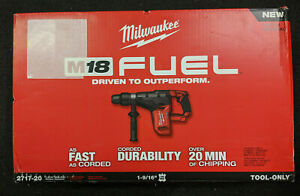 Milwaukee M18 1 9 16 Sds Max Rotary Hammer Tool only 2717 20 Brand New