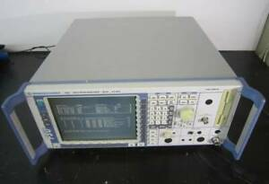 as is rohde Schwarz Fsu Spectrum Analyzer