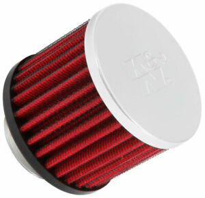 K N 62 1440 Vent Air Filter Breather Crankcase Flange Adapts To 1 3 8 Inc