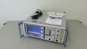 R s Rohde Schwarz Fsu67 Spectrum Analyzer 67 Ghz W Options Fsu50 Fsw67 Fsw50