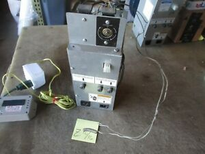 Used Power Supply Panel Thermostat Assy Dixie narco Dn 5591 Soda Machine A