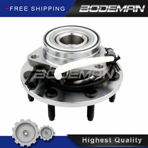 7 Lug Front Wheel Hub Bearing For 4wd 2001 2003 Ford F 150 2004 F 150 Heritage