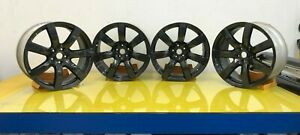 Set Of 4 Oem Rays Eng Rims For A Nissan Gt r 20 Staggered Used