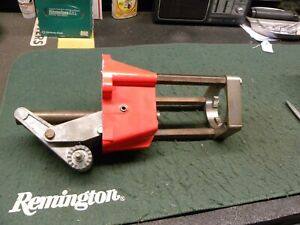 Lee Reloading Turrett Press Missing Arm Handle Good Condition