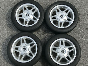 16 Mini Cooper S Alloy Wheels Oem 2009 Rims Clean No Tires