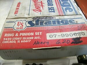 Strange Ring Pinion Ford 9 Inch 6 20 Pro Gear