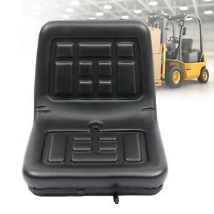 Universal Adjustable Suspension Seat Tractor Dumper Forklift Mower Plant Digger