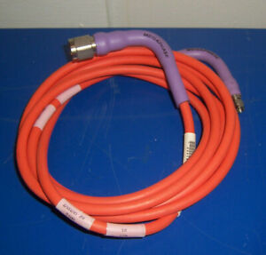 11066 Megaphase 1gvt4 Rf Cable 10 One Large End One Small