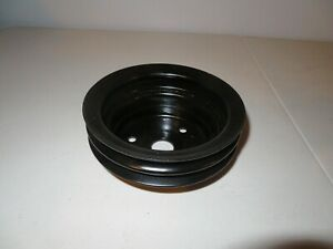 1969 Camaro Z28 Original Crankshaft Harmonic Balancer Deep Grove Pulley 302 Dz