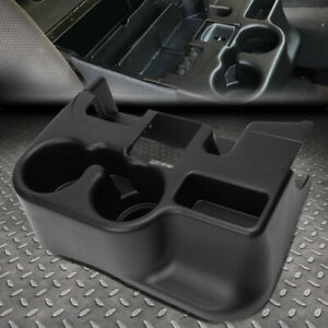For 03 12 Dodge Ram Truck 1500 2500 3500 Add On Center Console Cup Holder Insert