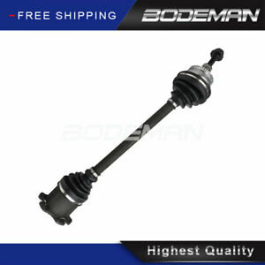 Front Right Passenger Side Cv Axle Shaft Assembly For 2002 2008 Audi A4 L4 M t