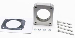 Obx Aluminum Throttle Body Spacer Fits Ford Mustang 2005 To 2007 4 0l V6
