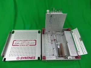 4 0 Mm Cannulated Screw Set Orthopedic Surgery 4mm