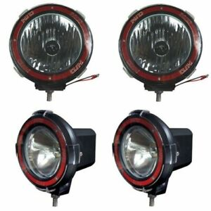 Universal 7 Inch Built in Xenon Hid 4x4 Off Road Rally Driving Fog Light Lamp