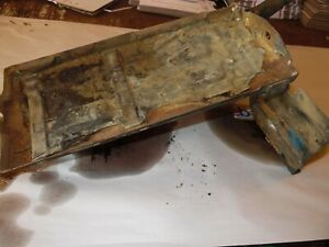 1965 Ford 5000 Diesel Farm Tractor Battery Tray