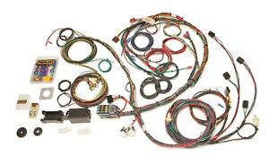 Painless Wiring 20122 22 Circuit Direct Fit Chassis Harness Fits 69 70 Mustang