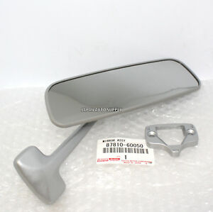 Genuine Oem Toyota Land Cruiser Fj40 Inside Rearview Mirror Assembly 87810 60050
