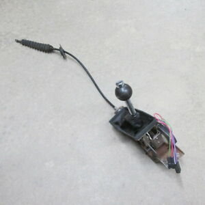 77 78 79 80 81 Corvette Turbo 350 Automatic Shifter Assembly With Cable