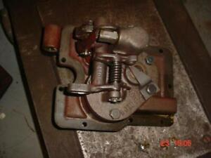 Original Farmall H Tractor Working Hydraulic Pump Ihc H