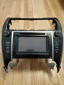 12 13 14 Toyota Camry Radio Cd Mp3 Player Touch Screen Display Oem Pioneer