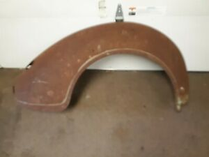 1938 Dodge Car Right Rear Fender