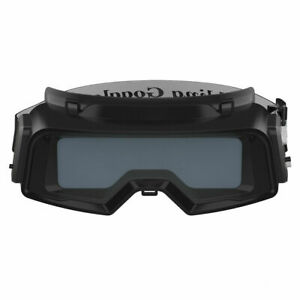 True Color Auto Darkening Welding Goggles 1 1 1 2 Welder Glasses Weld cut grind