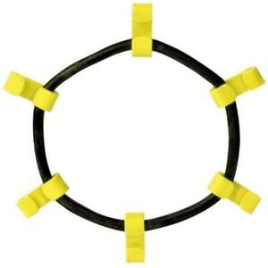 Security Chain Company Sz1176 Tire Traction Chain Rubber Tightener Set Of 2
