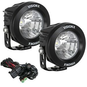 Vision X Lighting 9141343 Optimus Series Prime Led Off Road Light Kit