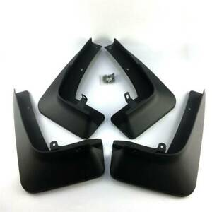 4x Splash Guard Mud Flaps For Bmw X5 2014 2018 F15 Series Front And Rear