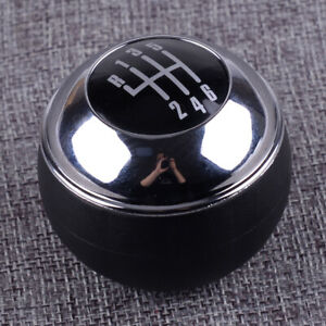 6 Speed Gear Shift Knob Replacement Fit For Mini R50 R53 R52 25117542272 7542272