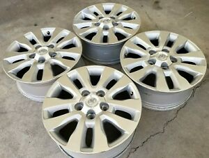 20 Toyota Sequoia Tundra Limited Oem Factory Stock Wheels Rims 1794 Trd 5x150