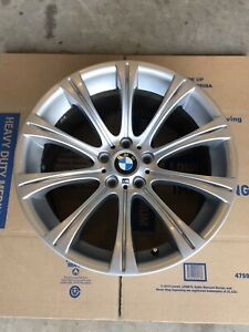 2005 2010 Bmw E60 M5 Wheel Rim Rear Oem Stock Factory Style 166 19x9 5 Bbs 1