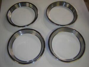 1987 91 Ford F150 Truck Wheel Factory Beauty Rings
