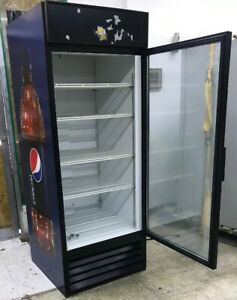 Single Class Door Commercial Cooler
