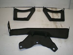 1955 Ford Fairlane Grille Brackets Supports Grill