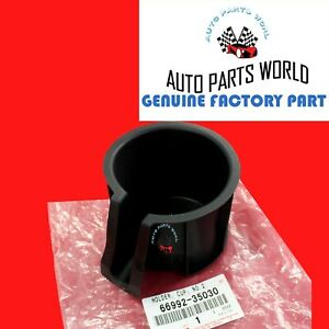 New Genuine Oem Toyota 2014 2020 4runner Rear Console Box Cup Holder 66992 35030