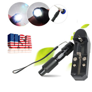 Mini Led Cold Light Source Endoscope 10w Connetctor Fit Stryker N7515 Device Ce