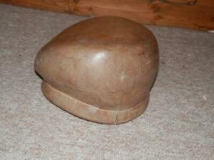 Antique Wooden Hat Block Millinery Stand Shop Display Hat Size 63cm 7 7 8