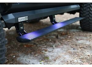 Amp Research Powerstep Xl Electric Running Boards For 2020 Jeep Gladiator