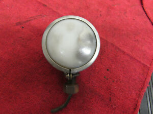 Vintage Early 1920 S Barrel Style Cowl Light 1925 1926 1927 1928