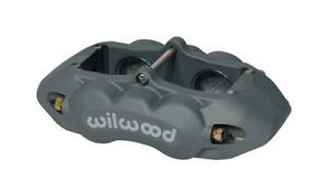 Wilwood Brake Caliper Forged D8 4 Aluminum 4 piston Chevy Corvette Front Ea