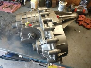 261 Xhd Transfer Case 1999 To 2007 Manual Shift 6 6l And 8 1l Engines