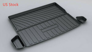 Tpo Rear Trunk Cargo Floor Cover Mat Tray For Jeep Cherokee 2019 2020 Us Stock