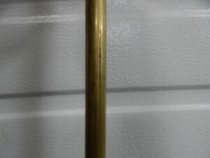 5 8 Diameter 360 Brass Round Bar Rod 625 360 Brass Priced By The Inch Cut To