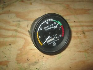 Oliver Tractor White 2 135 2 155 Tach 15hrs Very Nice